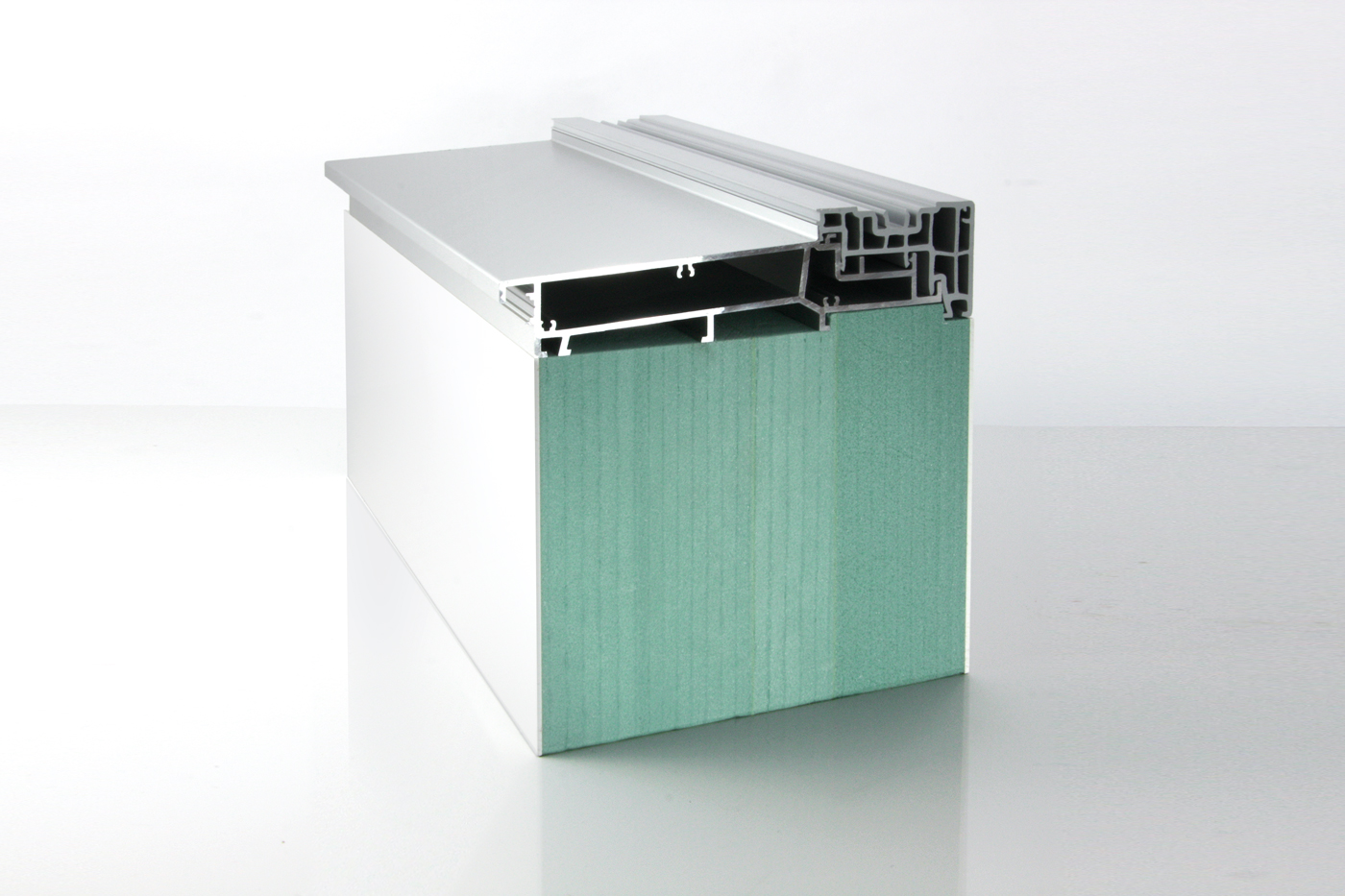 Adapterprofil für Hebe-Schiebe-türschwellen