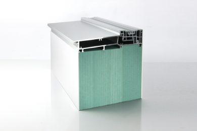 HSTtherm <br>Adapter Profile for Lift/Sliding Door Thresholds</br>