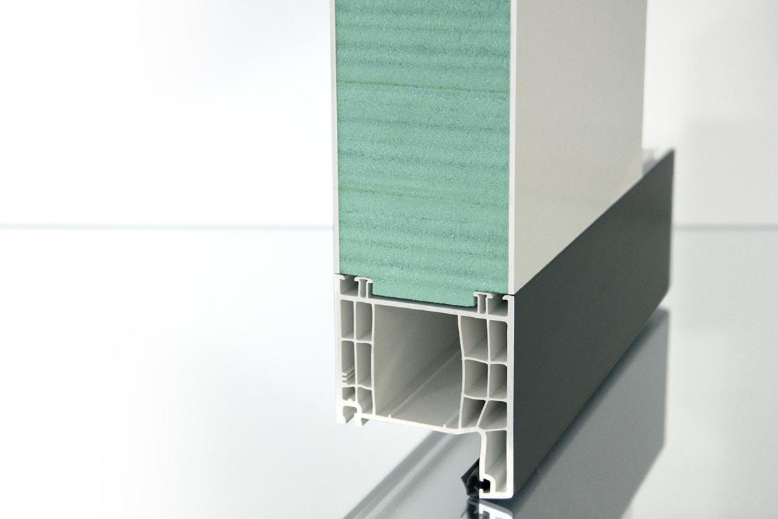 Rahmenverbreiterung aus Kerdyn Green FST