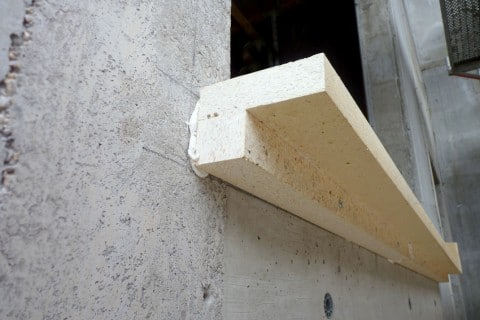 Front Wall Installation System
