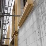 Lochfenster Ausladung 160 mm