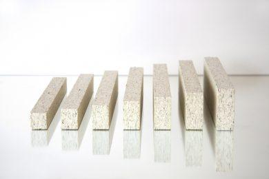 Profilés de calage / panneaux d'encadrement