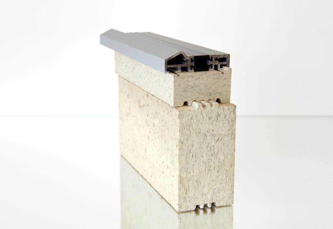 Unterbaudämmprofil-Schwellenprofil-Fensteranschluss-Phonotherm