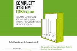 Pflüger TOB bietet Lösungen für den Modulbau
