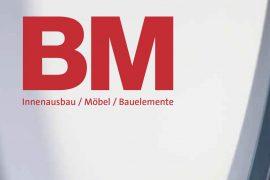Berichterstattung in Fachmagazin BM